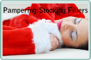 pampering stocking fillers