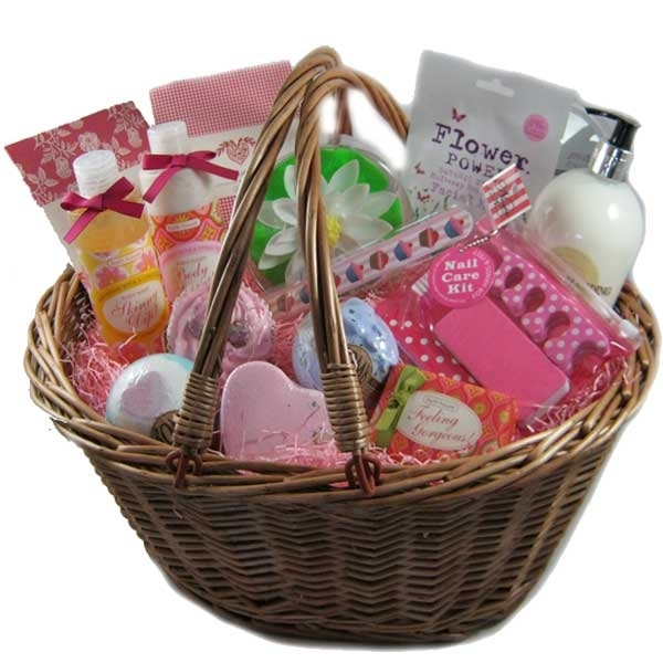 'Bath & Beauty' Hamper