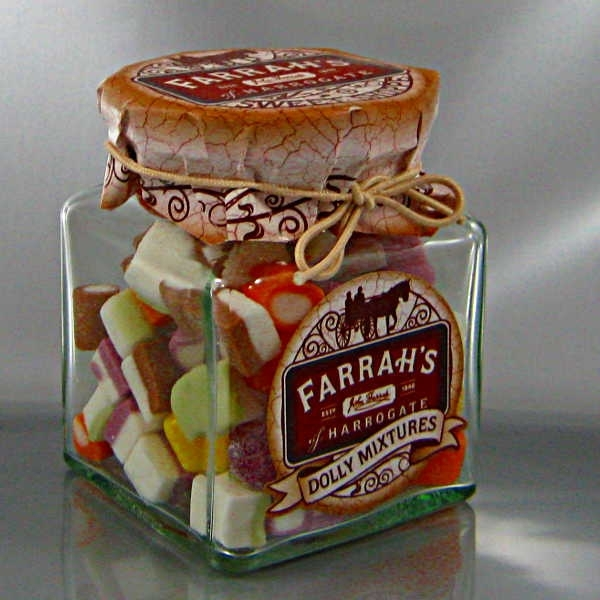 Dolly Mixtures Sweetie Jar