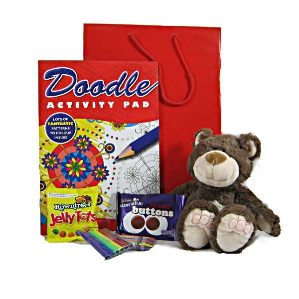 Get Well Giftbag for Kids